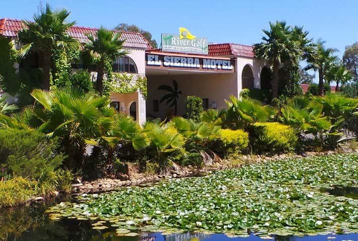 El Sierra Motel, 183 Golf Course Road, Barooga, NSW 3644