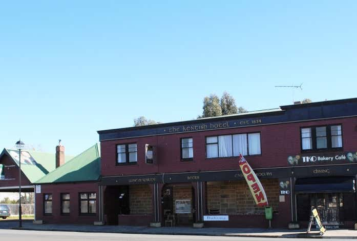 Kentish Hotel and TKO Bakery, 60 High Street Oatlands TAS 7120 - Image 1