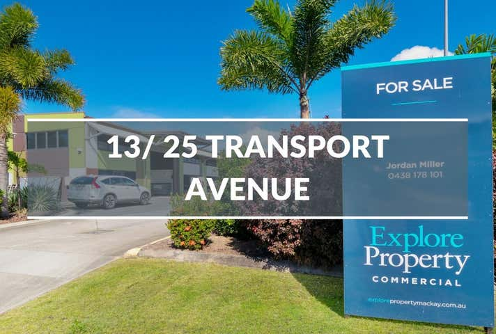 Concept Place , 13 , 25 Transport Avenue Paget QLD 4740 - Image 1