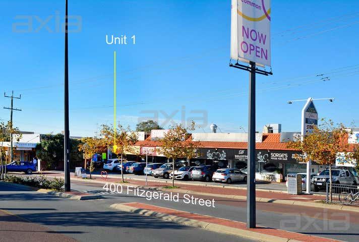 Shop 1, 400 Fitzgerald Street North Perth WA 6006 - Image 1