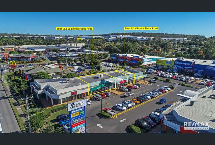 Shops 2, 3, 5 and 6, 28 Browns Plains Road Browns Plains QLD 4118 - Image 1