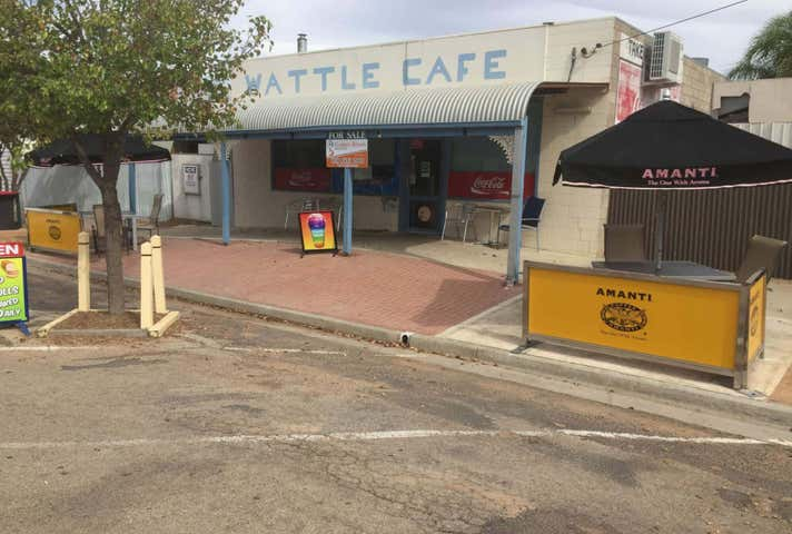 WATTLE CAFE, 24 Morago Street Moulamein NSW 2733 - Image 1