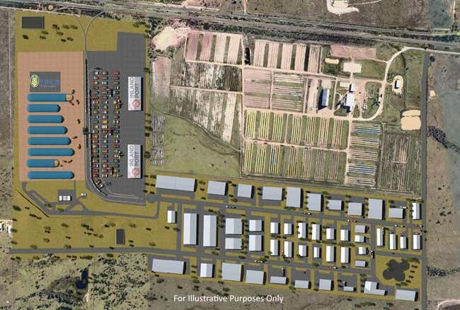 CQ Inland Port, Capricorn Highway Emerald QLD 4720 - Image 1