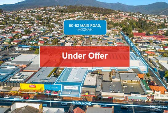Coogans Retail Portfolio, 80-82 Main Road Moonah TAS 7009 - Image 1