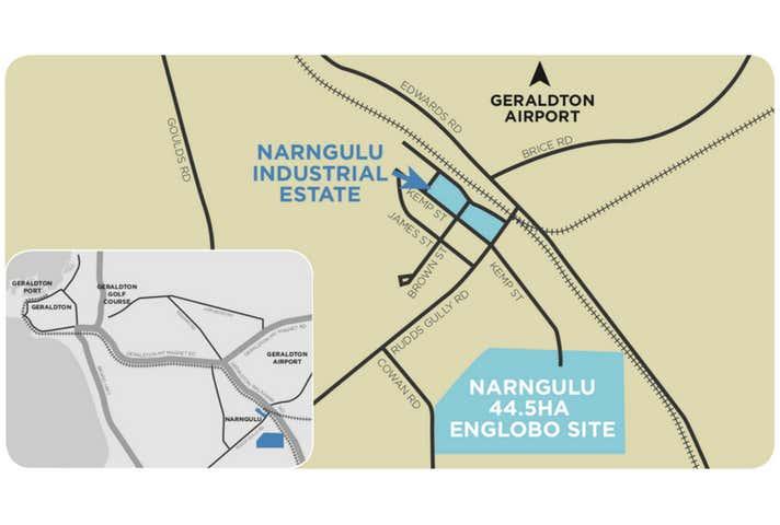 Narngulu Industrial Estate, Lot 10390 124 kemp Street Narngulu WA 6532 - Image 1