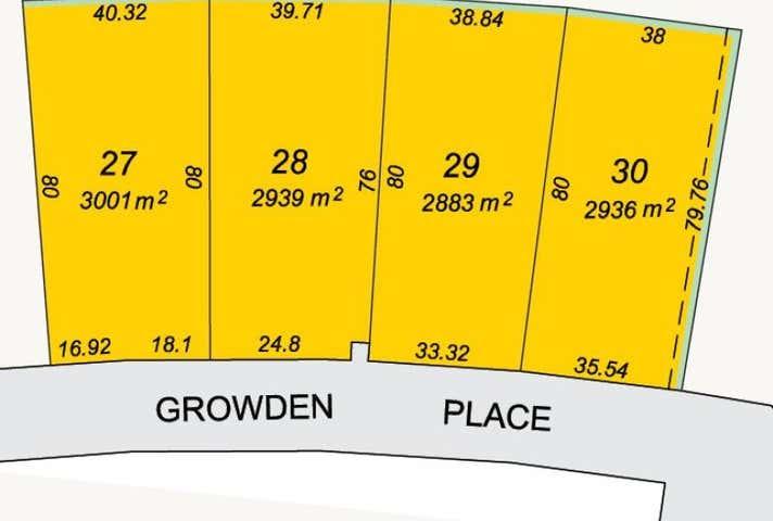 Lot 27 Growden Place Darkan WA 6392 - Image 1