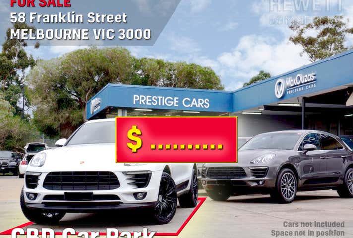 847/58 Franklin Street Melbourne VIC 3000 - Image 1