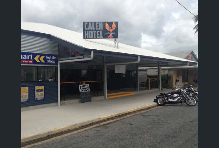 Calen Hotel, LOT 6 on RP 707621, 16 McIntyre Street Calen QLD 4798 - Image 1