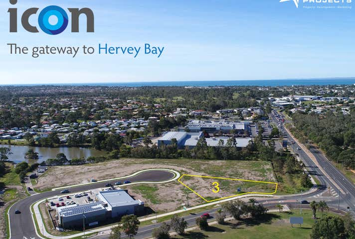 Lot 3 ICON, The Gateway to Hervey Bay Eli Waters QLD 4655 - Image 1