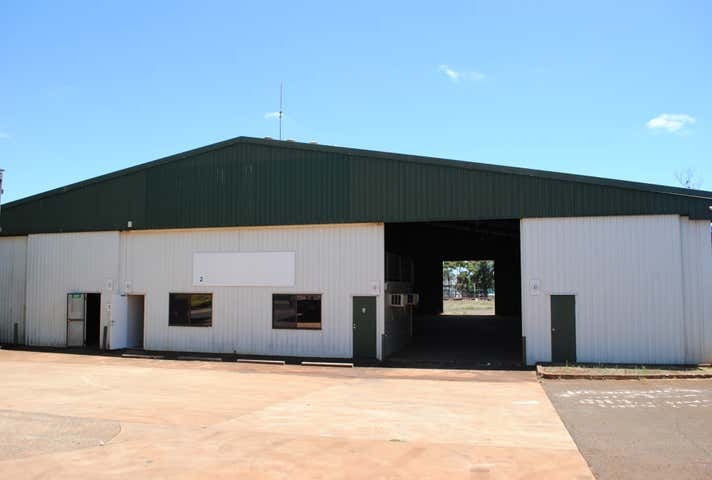 311-313 Taylor Street - Shed 2 Wilsonton QLD 4350 - Image 1