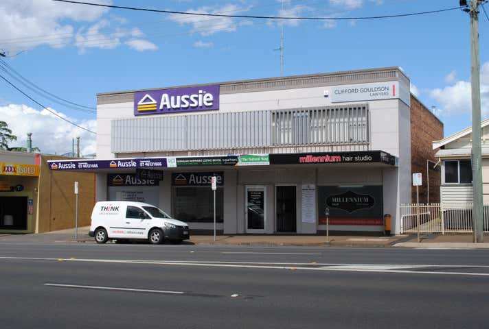 610 Ruthven Street - Suite 4A Toowoomba City QLD 4350 - Image 1