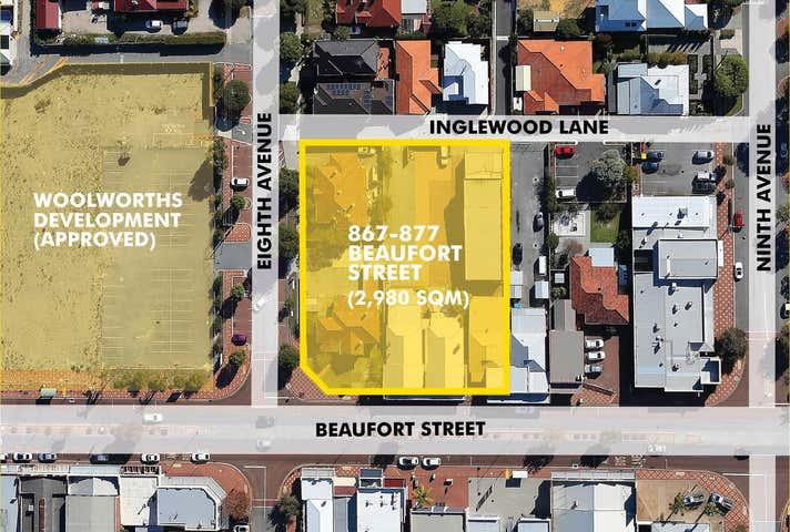 867, 871, 875 and 877 Beaufort Street Inglewood WA 6052 - Image 1