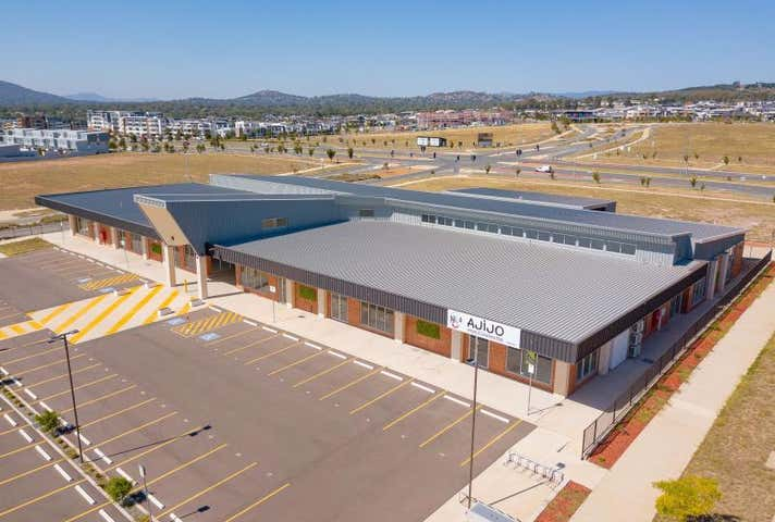 Coombs Shopping Center, 1 Fairhall Street, Coombs, ACT 2611