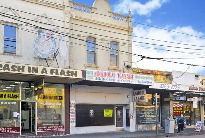 869 Sydney Road Brunswick VIC 3056 - Image 1