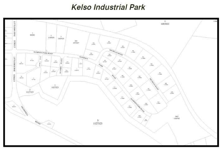 Lot 1002 Hampden Park Road, Kelso, NSW 2795