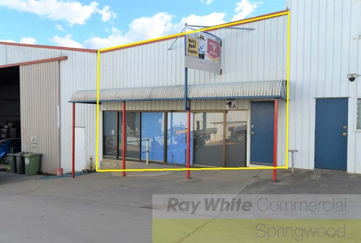 1A/207 Queens Rd Kingston QLD 4114 - Image 1