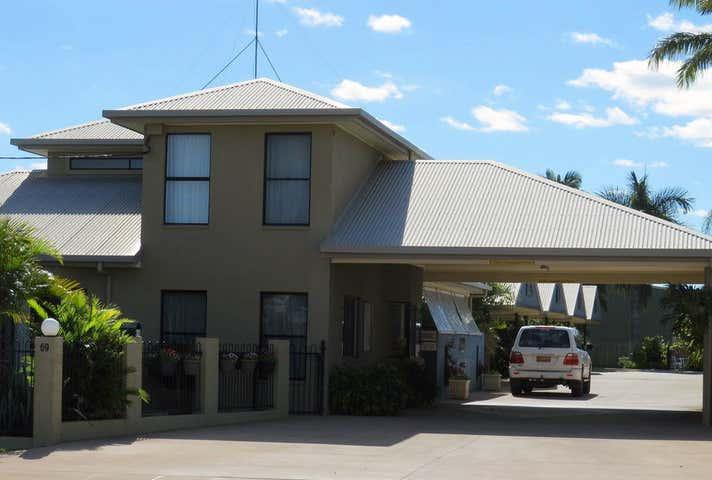 Biloela Palms Motor Inn, 69-71 Dawson Highway, Biloela, Qld 4715