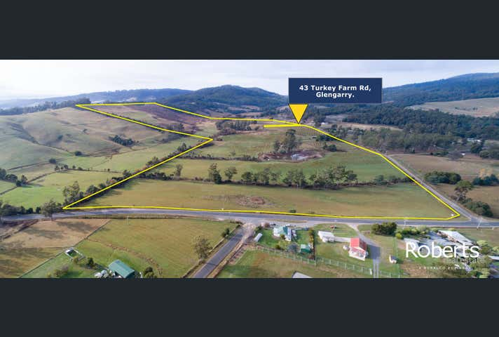 43 Turkey Farm Road Glengarry TAS 7275 - Image 1
