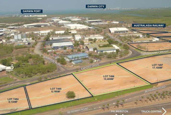 Darwin Business Park, Lot 7496 / 26 Export Drive, East Arm, NT 0822