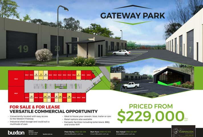 Gateway Park, Lot 1-28, 30 Waringa Drive Mitchell Park VIC 3355 - Image 1