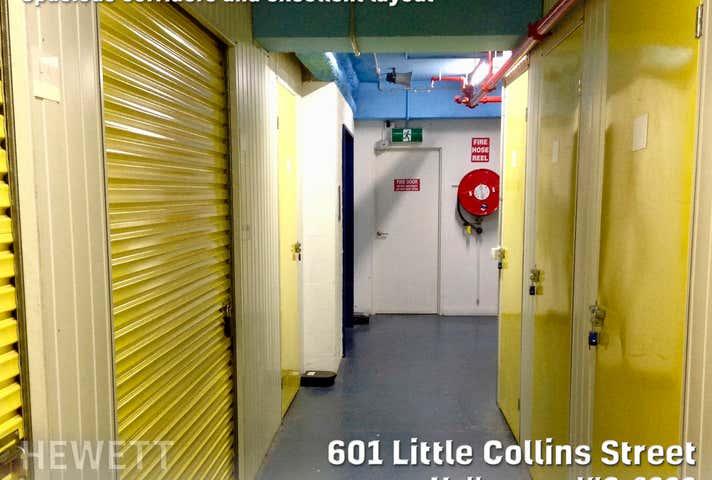 Storage F48, 601 Little Collins Street Melbourne VIC 3000 - Image 1