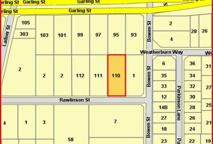 Lot 110 Rawlinson Street O'Connor WA 6163 - Image 1