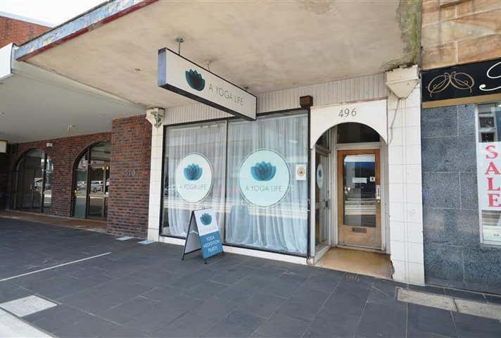 494-496 Hunter St, (Grnd Flr)/494-496 Hunter Street Newcastle NSW 2300 - Image 1
