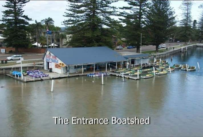 The Entrance Boat Shed, 10 The Entrance Road The Entrance NSW 2261 - Image 1