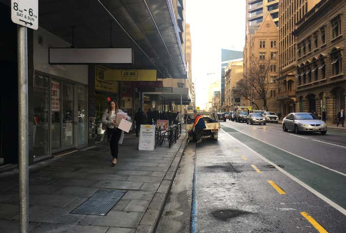 SHOP TO LET, 7-118 KING WILLIAM STREET Adelaide SA 5000 - Image 1