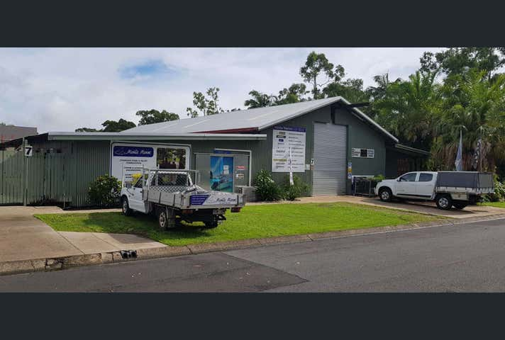 Unit 7, 8 & 9, 74-76 Ishmael Road Earlville QLD 4870 - Image 1