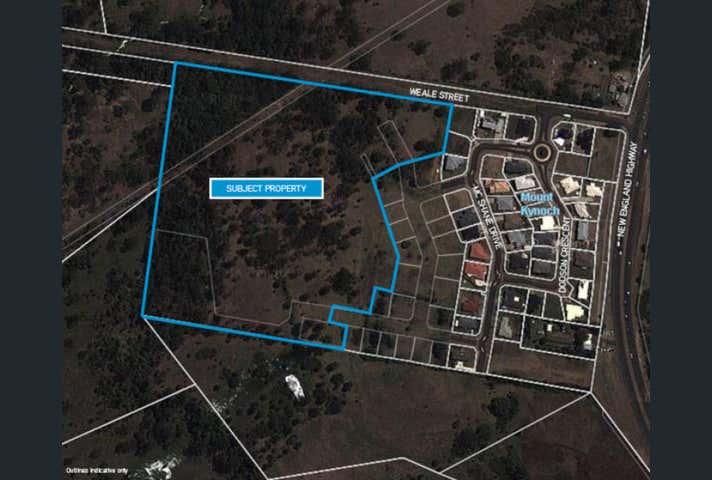 Lot 100 Weale Street Mount Kynoch QLD 4350 - Image 1
