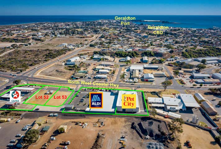 Lot 53 North West Coastal Highway Geraldton WA 6530 - Image 1