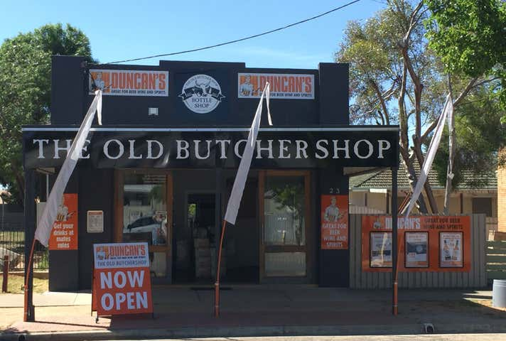 The Old Butcher Shop, 23 Morago street, Moulamein, NSW 2733