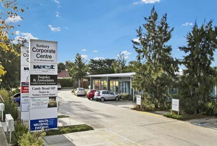 Macedon Street Complex, 33-35 Macedon Street  Building A - 1, 1A, 2 & 3 Sunbury VIC 3429 - Image 1
