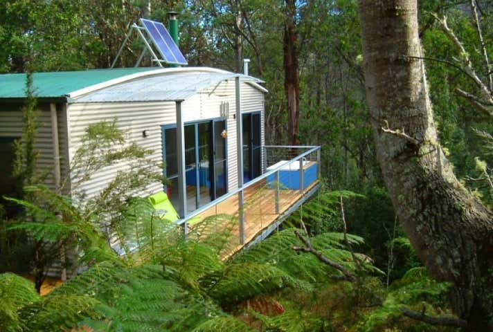 Established Eco Retreat, 300 Browns Road Ranelagh TAS 7109 - Image 1