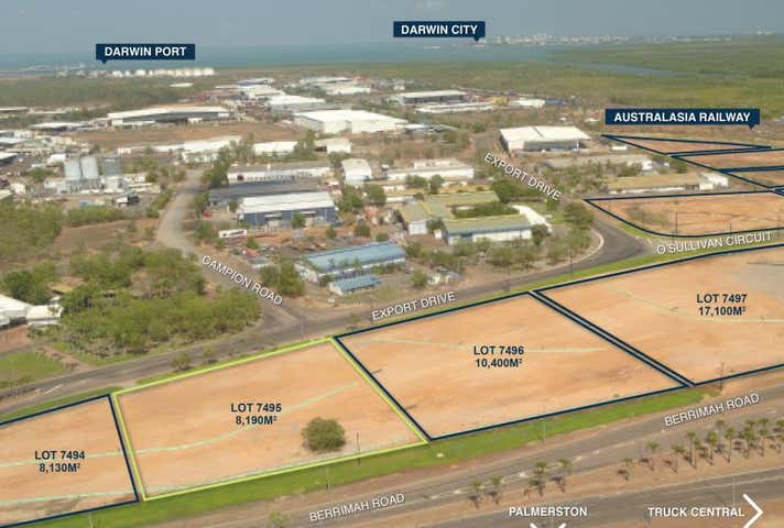 Darwin Business Park, Section 7495 / 12 Export Drive East Arm NT 0822 - Image 1