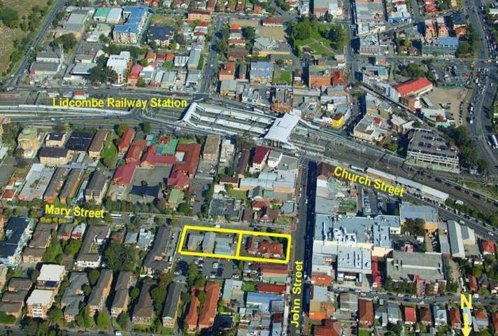 Corner of John & Mary Streets Lidcombe NSW 2141 - Image 1