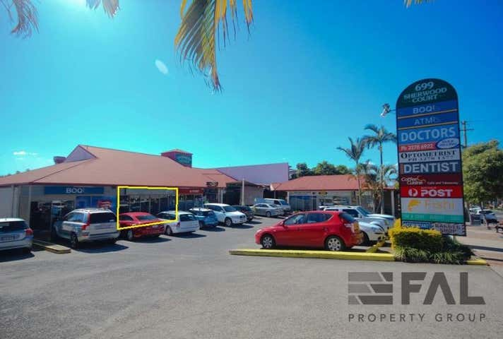Shop  4, 699 Sherwood Road, Sherwood, Qld 4075