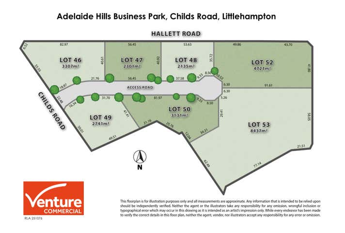 Adelaide Hills Business Park, 1 Childs Road Littlehampton SA 5250 - Image 1