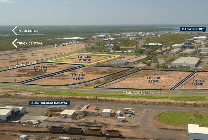 Darwin Business Park, Lot 7498 / 46 Export Drive East Arm NT 0822 - Image 1