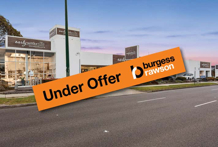 Early Settler and Nationwide Towing, 200-206 Whitehorse Road & 2-8 Ashburn Place, Blackburn, Vic 3130