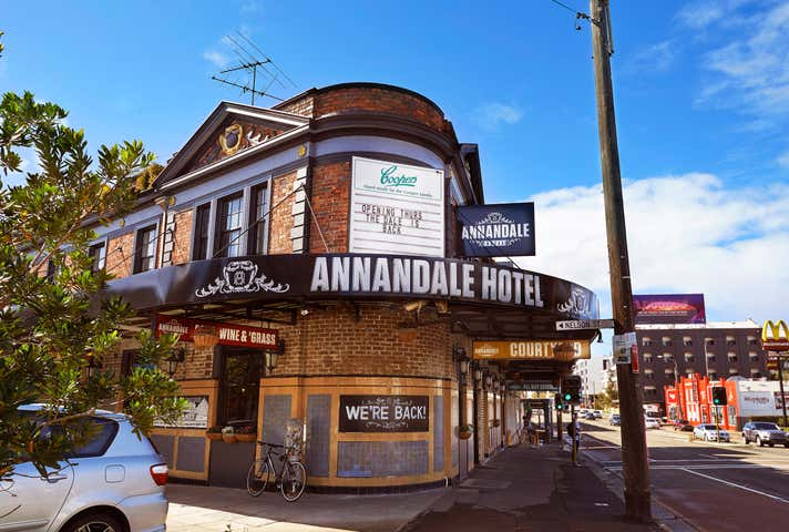Annandale Hotel, 17-19  Parramatta Road Annandale NSW 2038 - Image 1