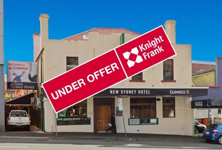 New Sydney Hotel, 87 Bathurst Street Hobart TAS 7000 - Image 1