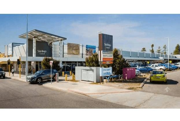 Stirlings Central , 54 Sanford St Geraldton WA 6530 - Image 1