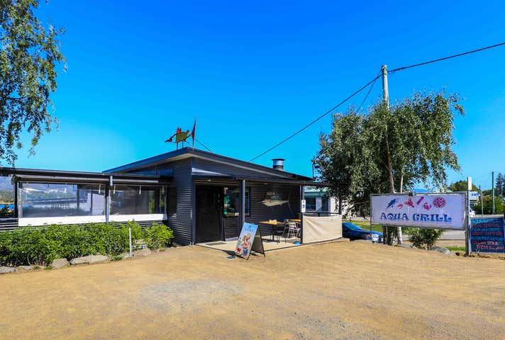 Aqua Grill Seafood Cafe, 3419 Huon Highway Franklin TAS 7113 - Image 1