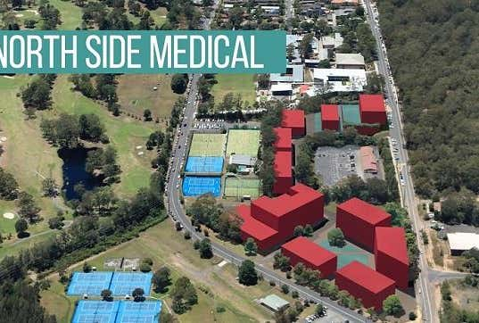 North Side Medical, North Side Medical, Cnr Faunce St & Racecourse Rd Gosford NSW 2250 - Image 1