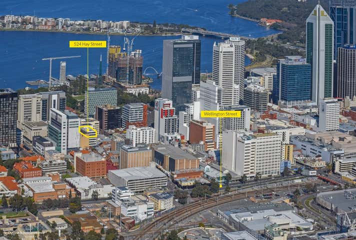 Level 6, 524 Hay Street, Perth, WA 6000