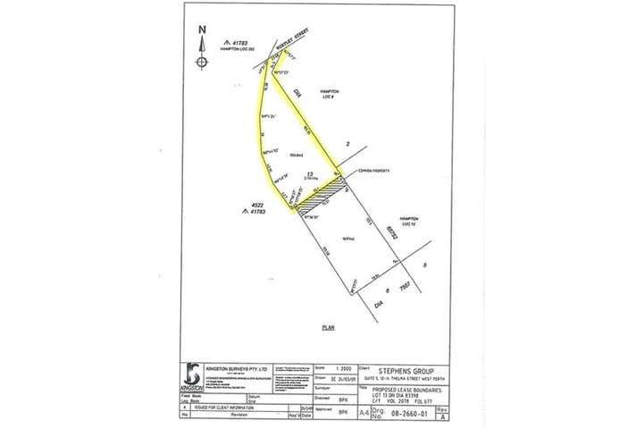 Lot 13 Wortley Street West Kalgoorlie WA 6430 - Image 1