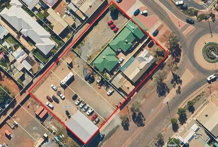 14, 16, 16A, 18 Lane Street and 150-152 Hay Street Kalgoorlie WA 6430 - Image 1
