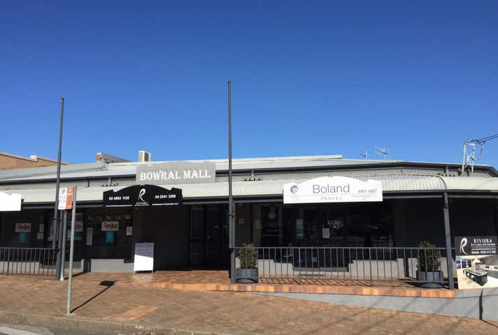 Shop 11, 40 Station Street Bowral NSW 2576 - Image 1